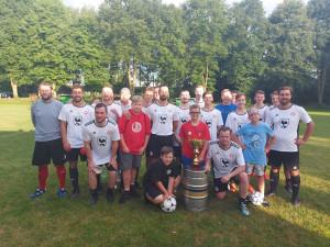Další fotbalová sláva v Týně. Zápas béčka Olympie proti Mokrému bude k vidění živě