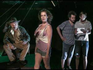 SOUTĚŽ: Metropol uvede divadelní komedii z oblasti trampingu