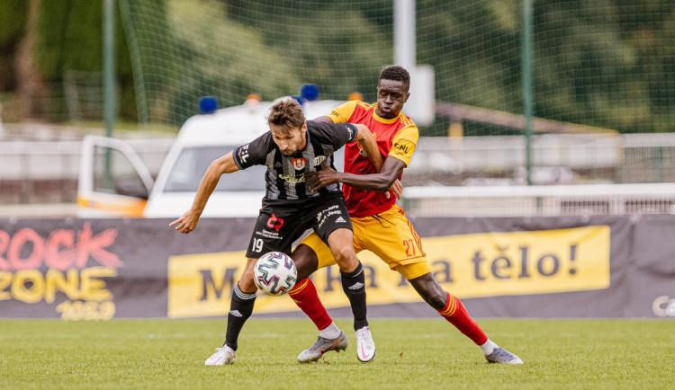 Dynamo otočilo na Julisce a postupuje v MOL Cupu dál