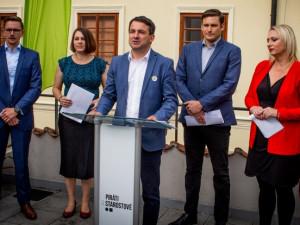 Náměstkové Vojtko i Klíma míří do Sněmovny. V práci na jihu Čech ale chtějí pokračovat