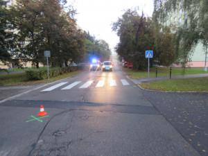Chodec nepřežil ranní tragickou nehodu v Plzeňské ulici. Policie hledá svědky