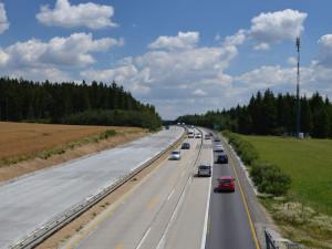 Dálnici D3 u Kaplice by mohla postavit firma Metrostav Infrastructure