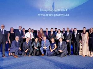 Český Goodwill 2021 ocenil úspěšné firmy i sociální kapitál