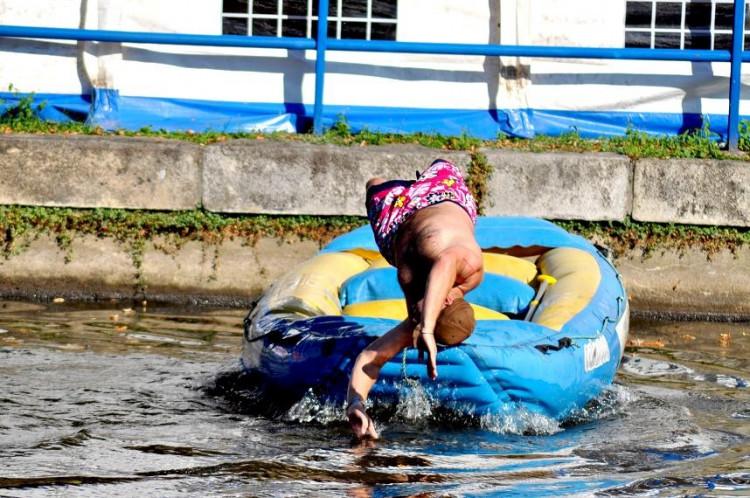 Vodní hry na Malši