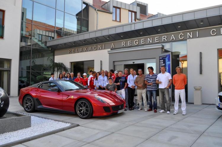 Luxusní auta