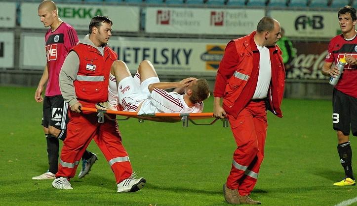 Dynamo vs Žižkov-fotoreport