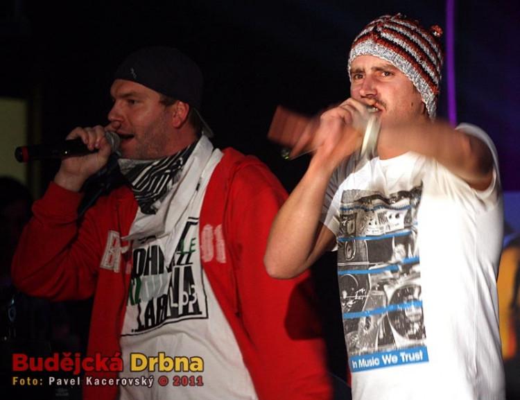 Budweis Urban Party 2011