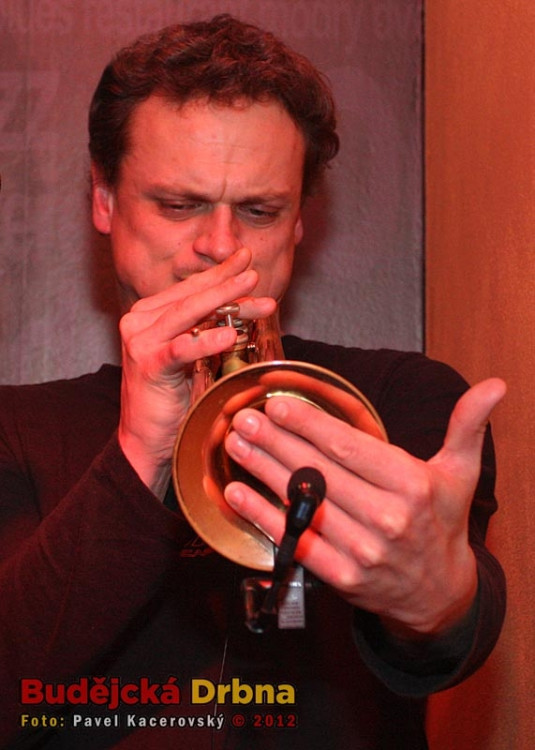 Trumpetista Karel Pičman
