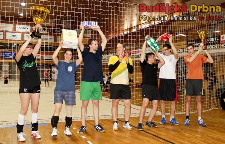 Volejbalový marathon o Pohár Jihočeské univerzity