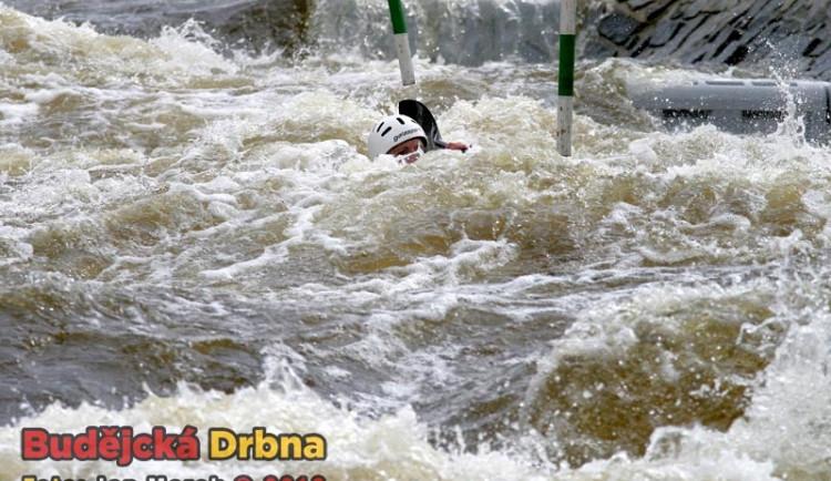 Český pohár ve vodním slalomu v areálu Lídy Polesné