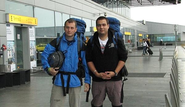 Expedice Budějčáků do Norska