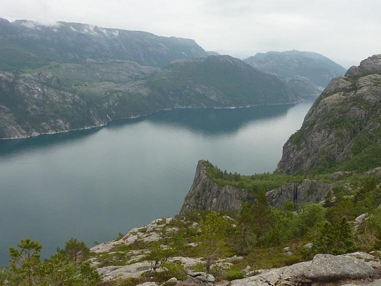 Epizoda 3 - Kjerag: Pohled na fjord