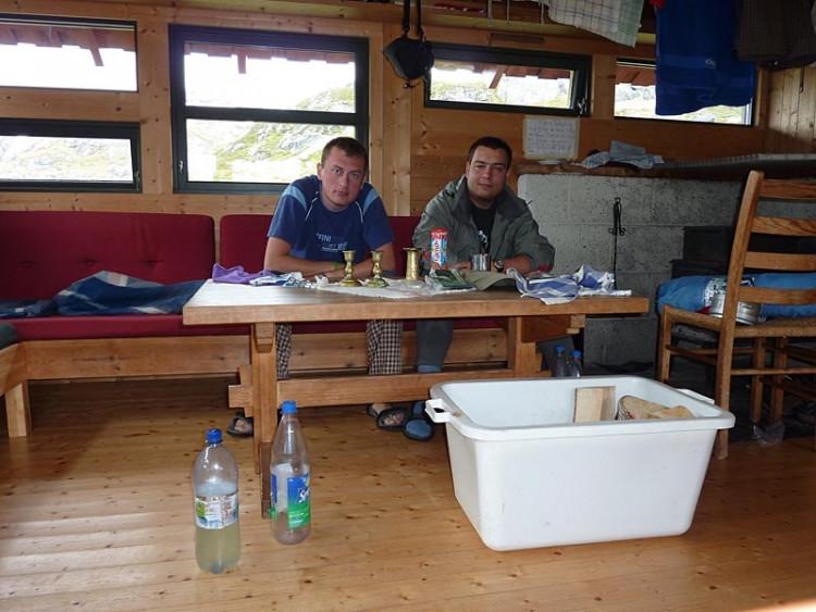 Epizoda 4 - Manafossen: Jarda a Honza v záchytné chatě Langavaten