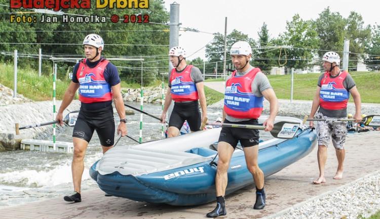 Mistrovství světa juniorů a veteránů v raftingu 2012
