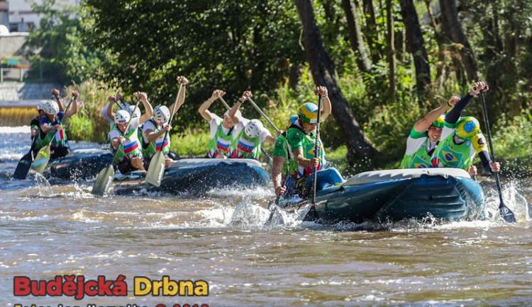 MS juniorů a veteránů v raftingu 2012 - dlouhý sjezd