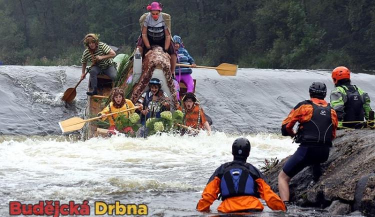 40. Plavba kuriózních plavidel 2012