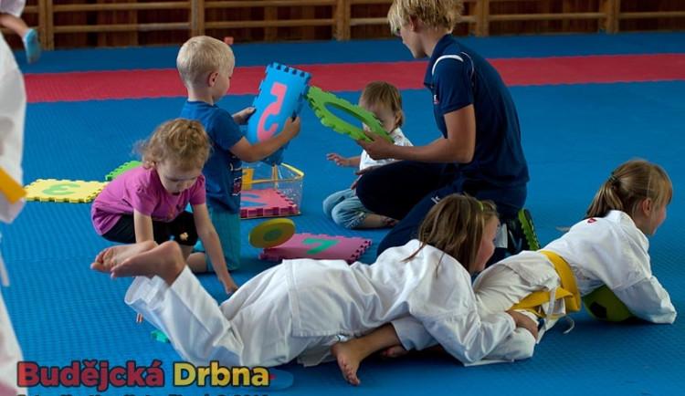 Nábor dětí do přípravky TJ Karate