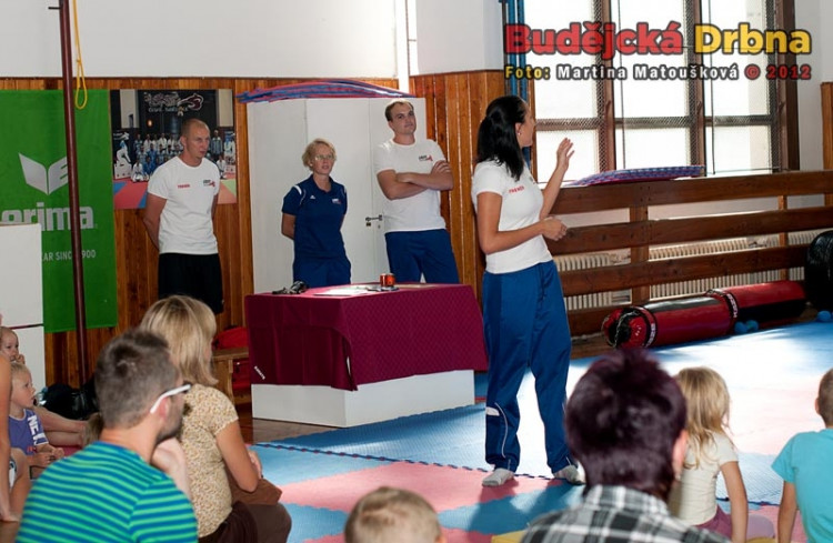 Nábor dětí do přípravky TJ Karate České Budějovice