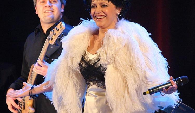 Vánoční koncert Lucie Bílé v DK Metropol