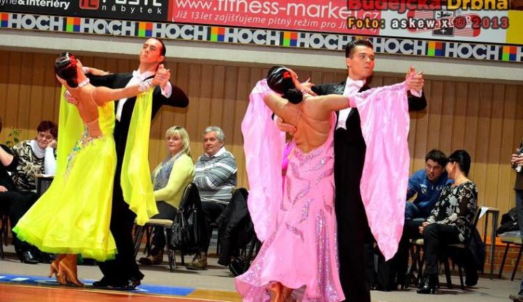 Mistrovství jižních Čech 2013 v tanečním sportu