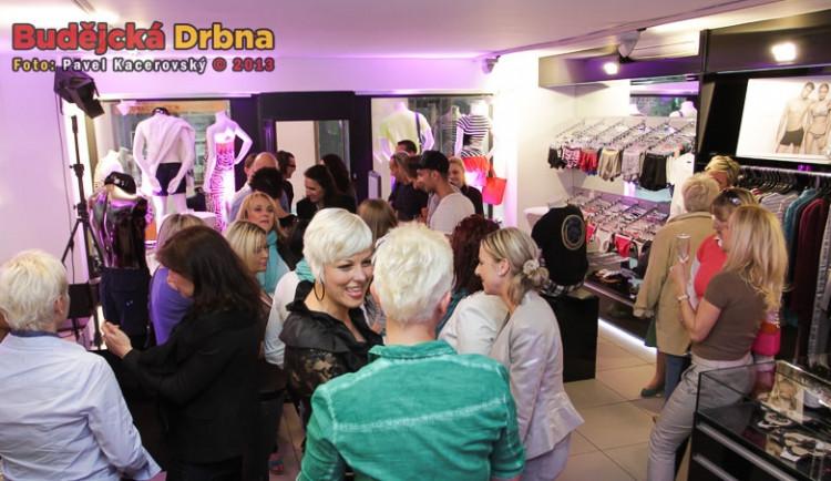 Slavnostní otevření butiku Roosevelt Fashion Store