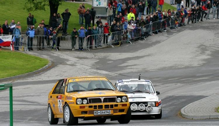 41. Rallye Český Krumlov