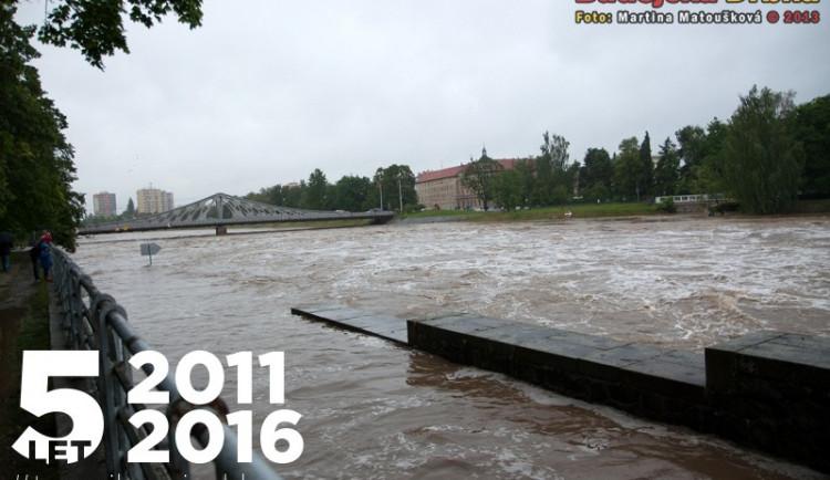 Červnové povodně v jižních Čechách