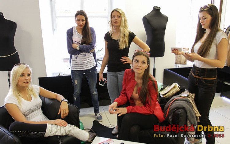 Fitting finalistek Maturantky Roku 2013