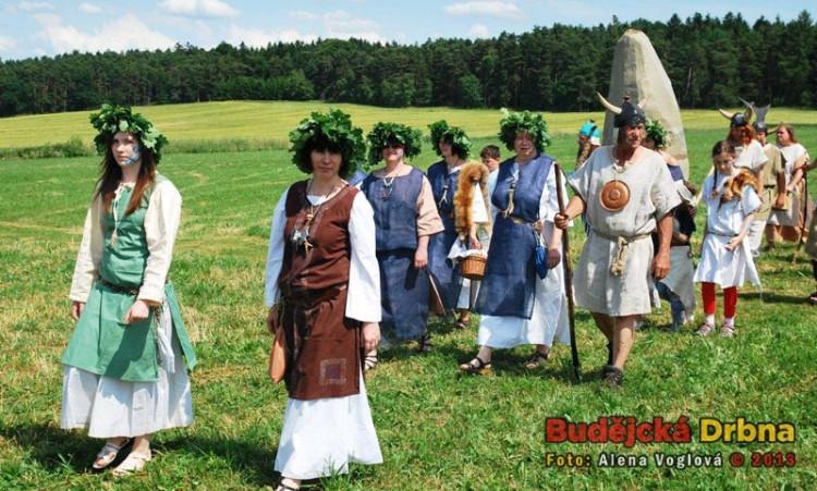 Příchod Keltů za doprovodu keltských zvonů
