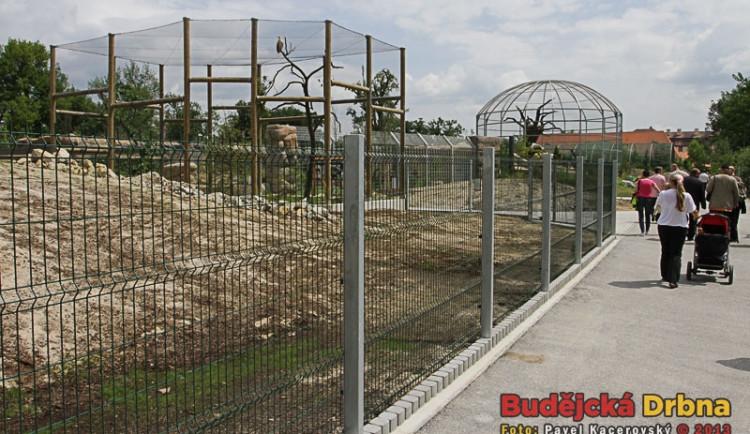 Otevření expozice Nová setkání v Zoo Ohrada