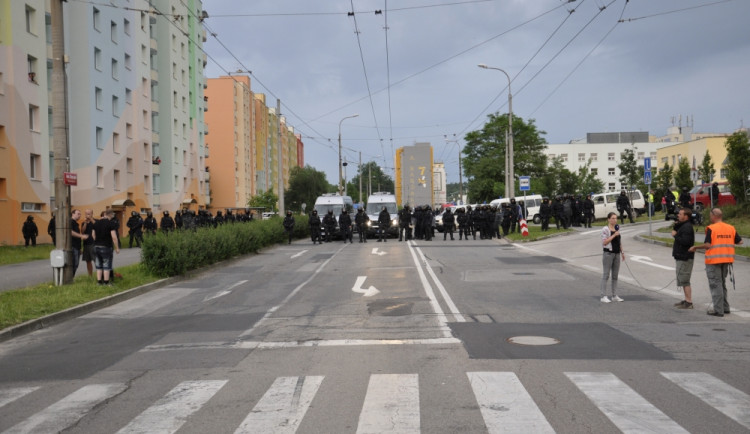 Foto z Demonstrace 2