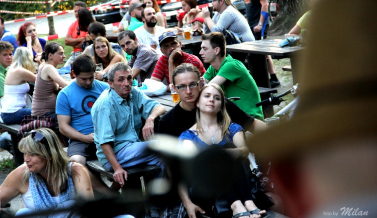 Letní multižánrový festival Central Park Slavie