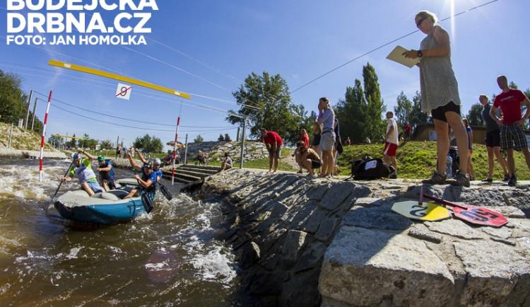 Mistrovství České republiky v raftingu 2013