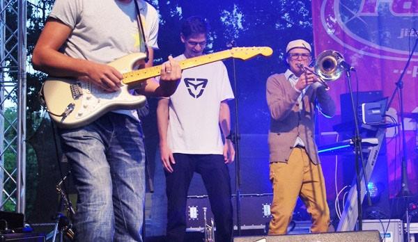 Faktor Fest 2013 na Sokolském ostrově