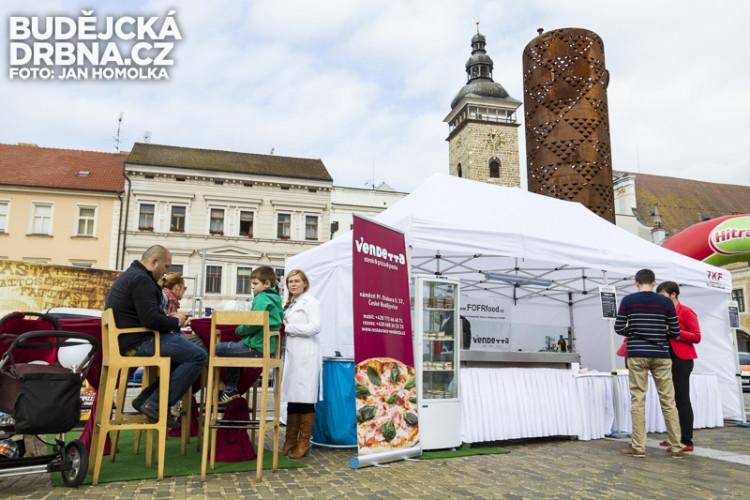 Gastrotour 2013 v Českých Budějovicích