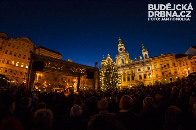 Slavnostní zahájení Budějovického adventu 2013