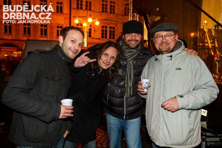 Narozeninový Den s Rock Radiem při Budějovickém adventu