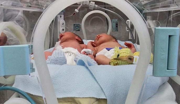 Dvojčata Deniel a Dominik Fošumovi