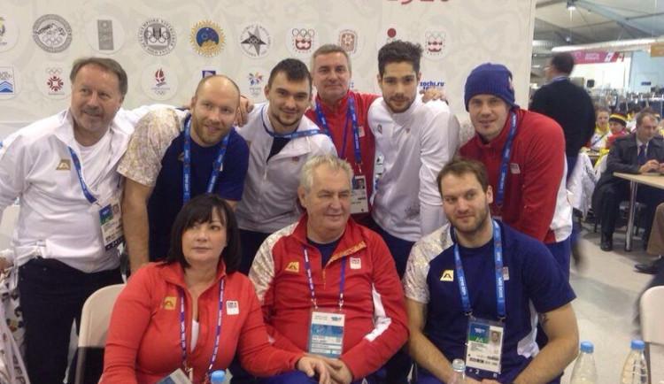 Jihočeši na XXII. zimních olympijských hrách v Soči