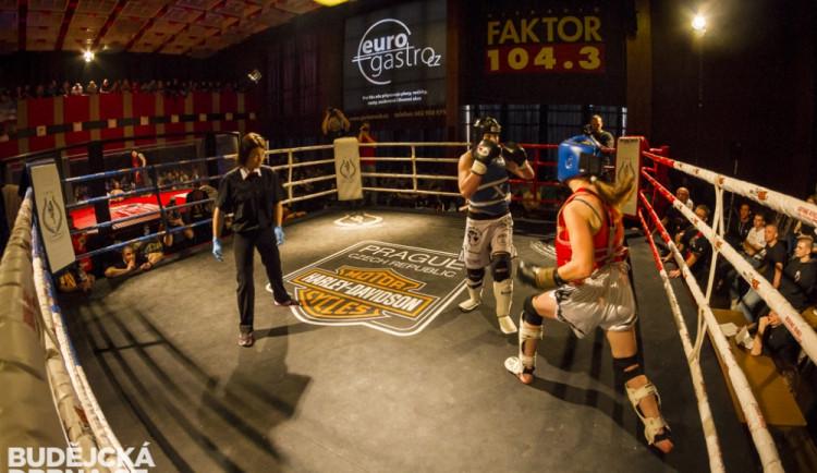 Otevřené mistrovství České republiky v MMA a Muay Thai