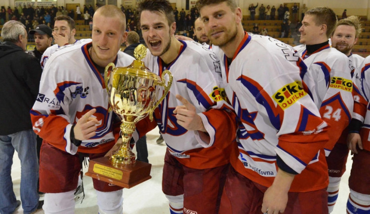 HC David Servis slaví titul v krajské lize