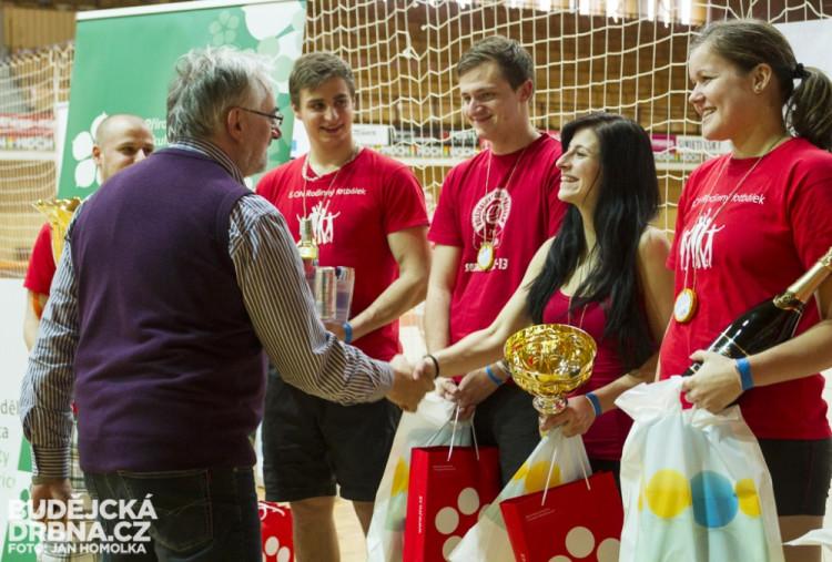Volejbalový marathon o pohár rektora 2014