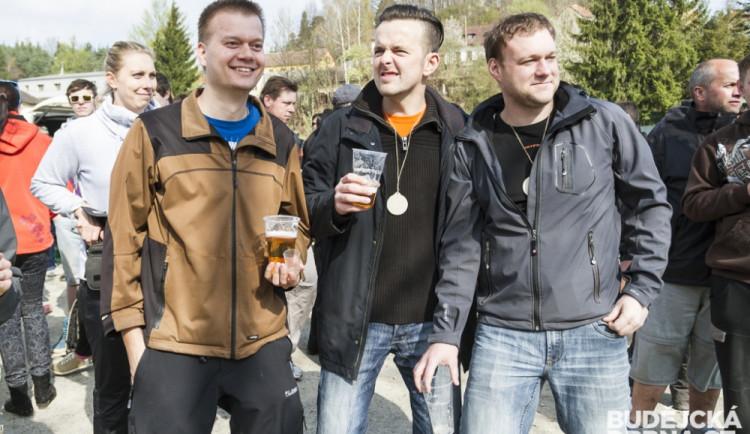 Odemykání Vltavy 2014 v Českém Krumlově