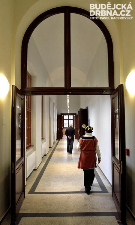 Slavnostní znovuotevření Jihočeského muzea