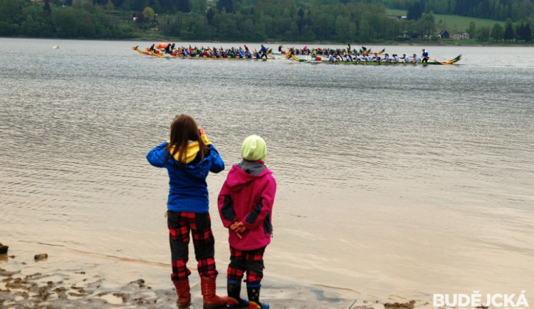 Lipno Dragon Boat Race 2014