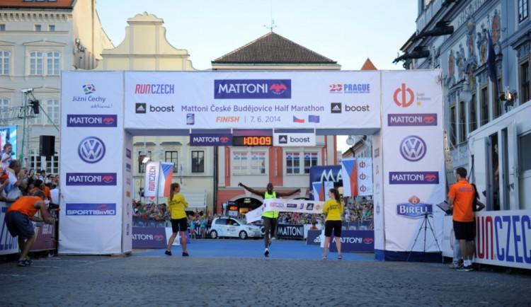 Mattoni 1/2Maraton České Budějovice 2014