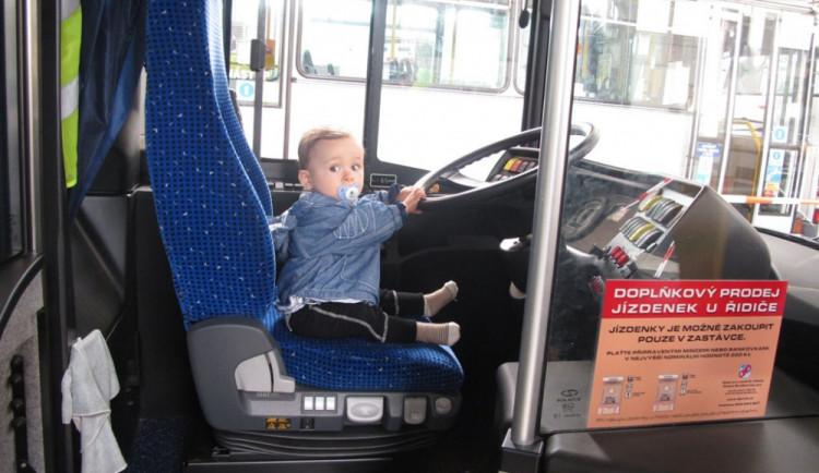 Den otevřených dveří v Dopravním podniku