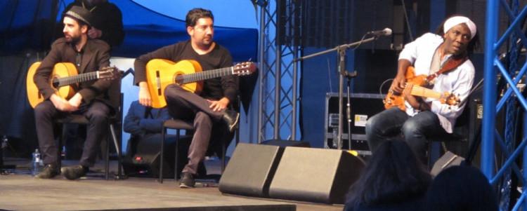 Richard Bona Flamenco Project