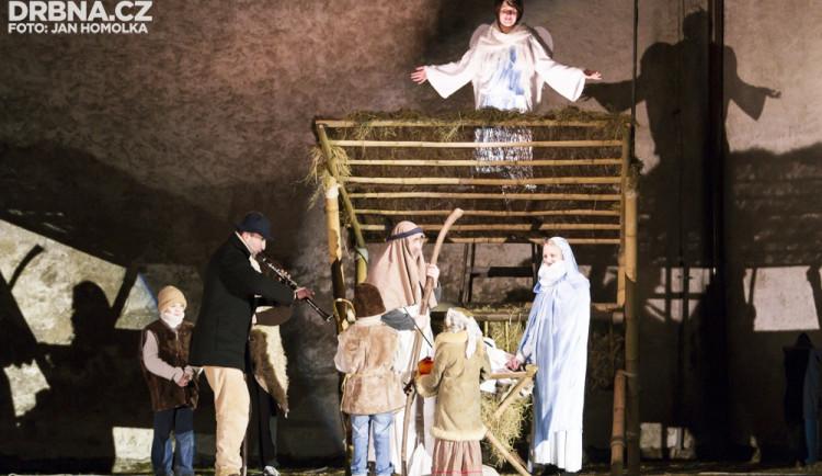 Betlémský příběh znovu zahráli také v Budějcích