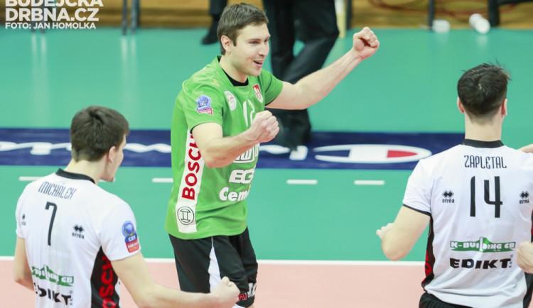 Poslední domácí Liga mistrů: Jihostroj vs. Innsbruck
